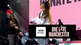 Download Mac Miller and Ariana Grande - The Way (One Love Manchester) Video