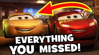 Download CARS 3 Easter Eggs & Everything YOU MISSED! Video