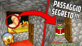 Download PASSAGGIO SEGRETO NELLA CASA DEL GRINCH !!! - Minecraft 18w50a Video