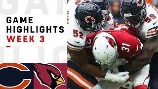 Download Bears vs. Cardinals Week 3 Highlights | NFL 2018 Video