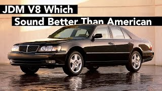 Download 5 Japanese V8 Which Sound Better Than An Average US One Video