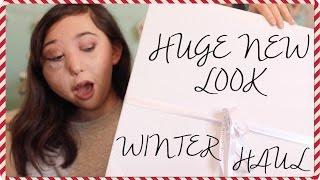Download HUGE Winter New Look Haul   Nikki Lilly Video