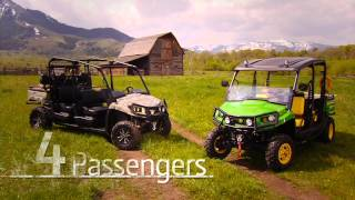 Download John Deere: XUV 550 and 550 S4 Video Video