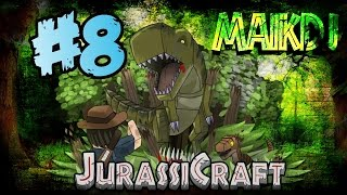 Download Jurassic World Craft #8 - Super Laboratorio!!! Video