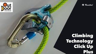 Download OutDoor Friedrichshafen 2017: Climbing Technology Click Up Plus   Hanibal.cz Video