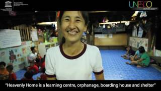 Download Migrant orphans find a home and hope at Thai-Myanmar border Video