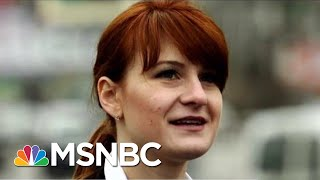 Download Extent Of Maria Butina's Influence On The NRA Still Being Explored   Rachel Maddow   MSNBC Video