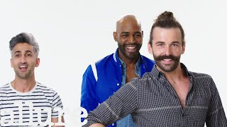 Download 'Queer Eye' Cast Tries 9 Things They've Never Done Before | Allure Video
