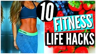 Download 10 FITNESS LIFE HACKS: Healthy Lifestyle & Lose Weight Video