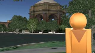 Download Street View and 3D Trees in Google Earth 6 Video