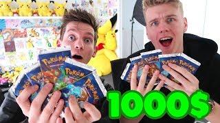 Download 1000$ Pokemon Card Challenge *REMATCH* Video
