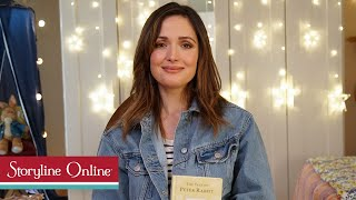 Download The Tale of Peter Rabbit read by Rose Byrne Video