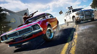 Download Far Cry 5: Montana is a Great Setting for Ridiculous Action Video