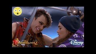 Download Combat contre les pirates | Descendants 2 | Disney Channel BE Video