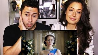 Download THE CROWN Trailer Reaction Discussion by Jaby & Jolie Robinson! Video