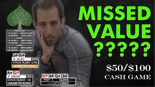 Download Alec Torelli Flops Monster Hand on Live at the Bike Cash Game (Missed Value or Not???) Video