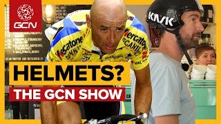 Download Should You Really Always Wear A Bike Helmet? | The GCN Show Ep. 291 Video