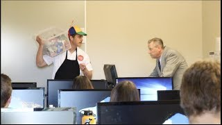 Download FOOD VENDOR IN THE CLASSROOM PRANK! Video