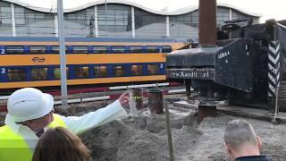 Download Start bouw busbrug in Zwolle Video