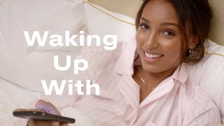 Download This is Victoria's Secret Angel Jasmine Tookes' Morning Routine | Waking Up With | ELLE Video