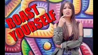 Download ROAST YOURSELF CHALLENGE - CAELI Video