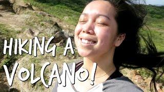 Download HIKING UP A VOLCANO! - January 17, 2017 - ItsJudysLife Vlogs Video