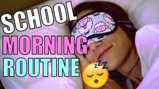 Download MY SCHOOL MORNING ROUTINE! |Study With Jess| Video