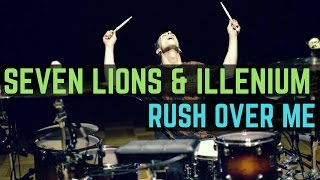 Download Seven Lions, Illenium & Said the Sky - Rush Over Me (feat. HALIENE) | Matt McGuire Drum Cover Video