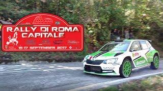Download Rally Di Roma Capitale - R-5 on ″Big Caput Mundi″ [ERC and CIR] Video