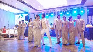 Download PUBUDU AND MASHI WEDDING SURPRISE DANCE Video