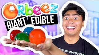 Download DIY GIANT EDIBLE ORBEEZ! (How To Make) Video