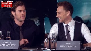 Download Why Loki Is Better Than Thor - Tom Hiddleston & Chris Hemsworth - Thor The Dark World Video