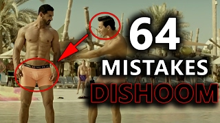 Download 64 MISTAKES IN DISHOOM EVERYONE MISSED (Eng subs) | DISHOOM MISTAKES | BOLLYWOOD LOGIC Video