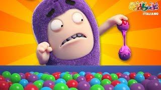 Download Oddbods   Fossa a Sfera   Cartoni Animati Divertenti per Bambini Video