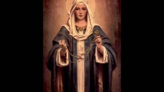 Download Complete Gregorian Chant Rosary Video
