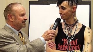 Download Exorcist Bob Larson goes face-to-face with a Satanist! Video