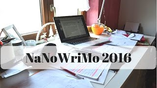 Download NaNoWriMo 2016 - Writing my novel in one month Video