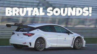Download 400+HP Opel Astra TCR testing on Nürburgring! Video