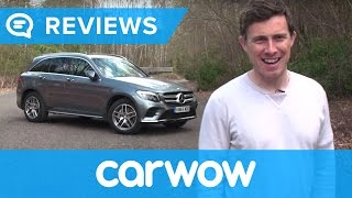 Download Mercedes GLC SUV 2017 review | Mat Watson Reviews Video