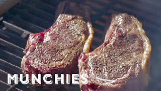 Download How to Grill a Rib-Eye Video