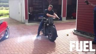 Download Motorrad-Eigenbau Hatz Rod aus FUEL EINS [1/2015] Video