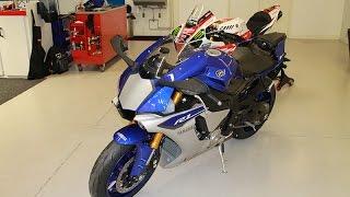Download Firing up the 2015 Milwaukee Yamaha YZF-R1 Video