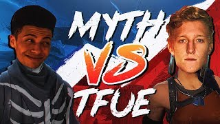 Download Myth vs Tfue - Pro Playgrounds (1v1 BUILD BATTLES!) Video