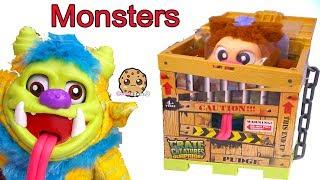 Download Crate Monster Surprise ! Talking Plush Toys Video
