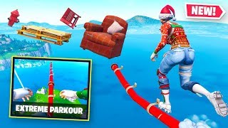 Download Floating EXTREME PARKOUR In Fortnite Creative! Video