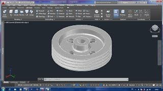 Download AutoCAD 2016 -3D- Training [3] Video