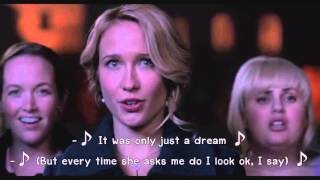 Download Pitch Perfect - Just The Way You Are & Just A Dream (Pool Mashup) Lyrics 1080pHD Video