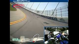 Download Richard Petty Driving Experience - Daytona - James goes 164.19 mph Video