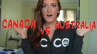Download CANADA VS. AUSTRALIA | DormRoomDivas Video