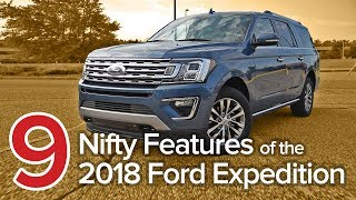 Download 2018 Ford Expedition: 9 Smart Features of this Big SUV   The Short List Video